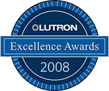 Lutron Excellence Awards 2008