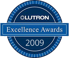 Lutron Excellence Awards 2009